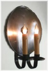 Dual Oval Sconce