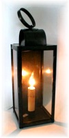 4x9 Interior New England Table Lantern