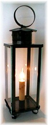 4x9 Interior Lancaster Table Lantern